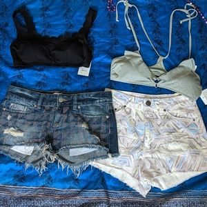 PINK Victoria's Secret Shorts - 😎Shorts and Bikini Bundle🌞